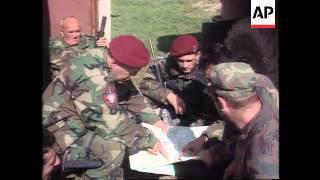 Bosnia - Bosnian Serbs Recapture Kljuc