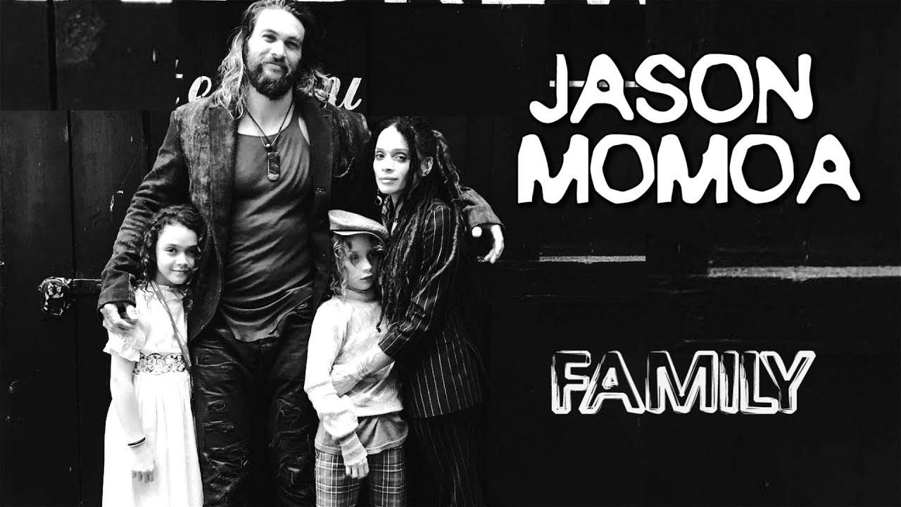 jason momoa khal drogo family his parents wife kids