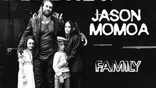 connectYoutube - Jason Momoa (Khal Drogo). Family (his parents, wife, kids)