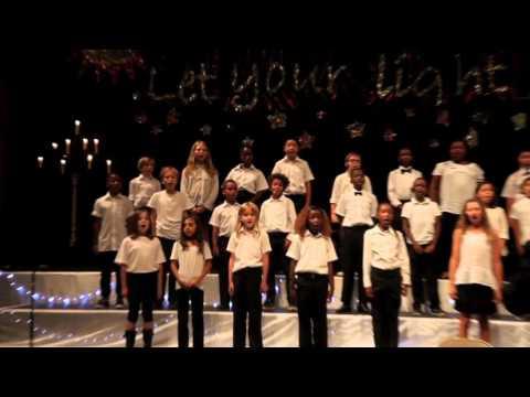 Grade 3-5 Choir - Somagwaza - Harare International School
