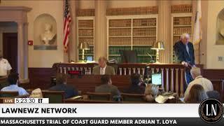 Adrian Loya Trial Judge Sends Jury Home for the Weekend 09/08/17