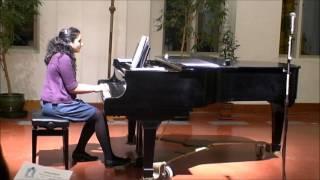 Yoshianao Nakada, A Winter Melody, Naudia Nourozi.wmv