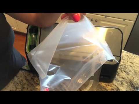 Vacuum Sealer Demo Doovi