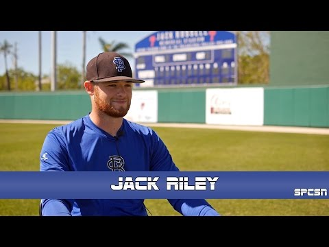 St. Petersburg College Sports Network Interview with Jack Riley