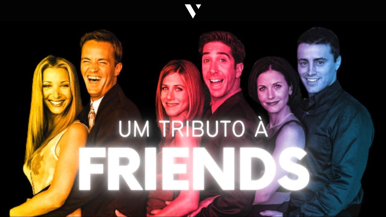 a VERDADEIRA mensagem em Friends!
