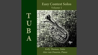 Sea Pictures, Op. 37 (Arr. N. Friedman for Tuba & Piano) : IV. Where Corals Lie
