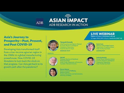 Asian Impact 06: Asia's Journey to Prosperity—Past, Present, and Post COVID-19
