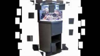 Jbj 28 Gallon Nano Cube Aquarium - Cabinet Stand Mts-60 (tank Not Included)