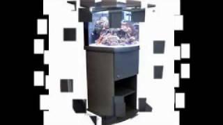 Jbj 28 Gallon Nano Cube Aquarium - Cabinet Stand Mts-60 (tank Not Included)