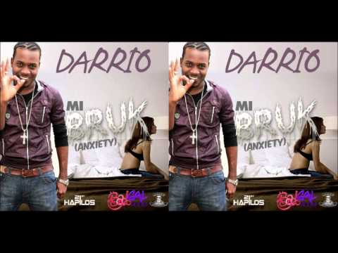 Darrio - Mi Bruk (Anxiety) - Bad Gal Riddim - April 2013 | @GazaPriiinceEnt