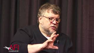 Guillermo Del Toro On Why He Chose The Title THE SHAPE OF WATER