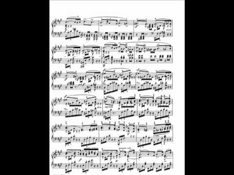 Barenboim plays Mendelssohn Songs Without Words Op.67 no.2 in F sharp Minor