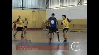 Handebol Taubaté treina para Liga Nacional - Vanguarda TV