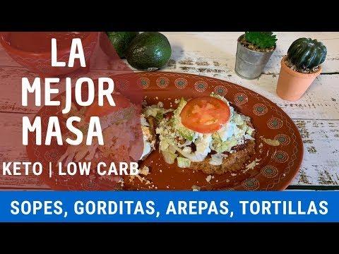 recetas-keto-sopes-keto-gorditas-keto-dieta-keto-baja-de-peso!