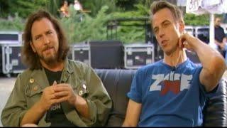 Interview with Eddie Vedder and Matt Cameron (Berlin, 8/15/2009)