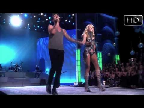 Maroon 5 . Moves Like Jagger (Live At The VS Fashion Show 2011) !  Best Pro Edit [HD]