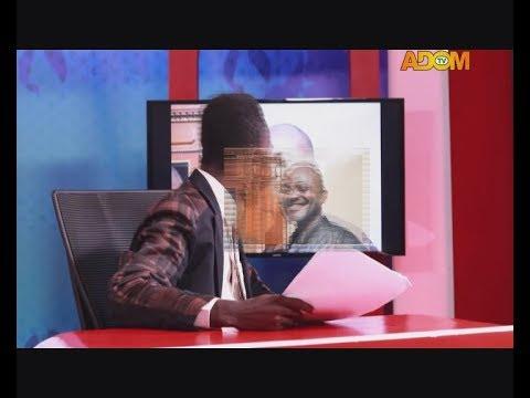 Announcement - Don't think far news on Adom TV (16-9-17)