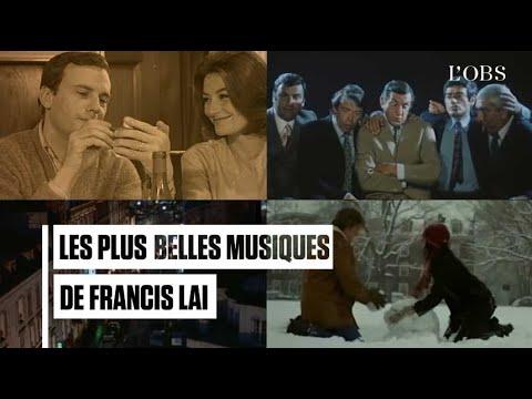 Les plus belles musiques de Francis Lai