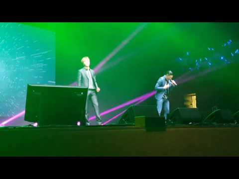 T-max - Something happened to my heart @ Feel Korea in Astana 2016