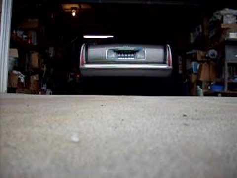 My 98 Cadillac DeVille