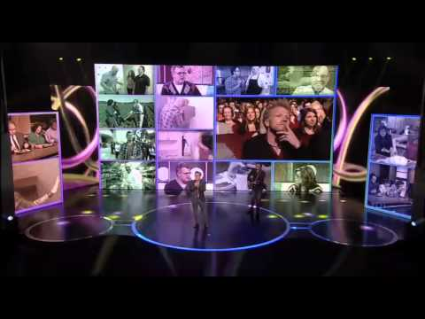 John Catucci Sings at the Shaw Media 2014 Upfronts
