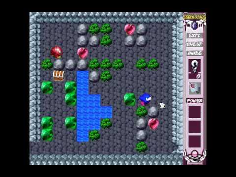 Fukkatsu! Eggerland - gameplay