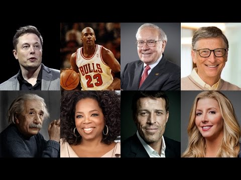 Why Do Only Certain People Become Successful?