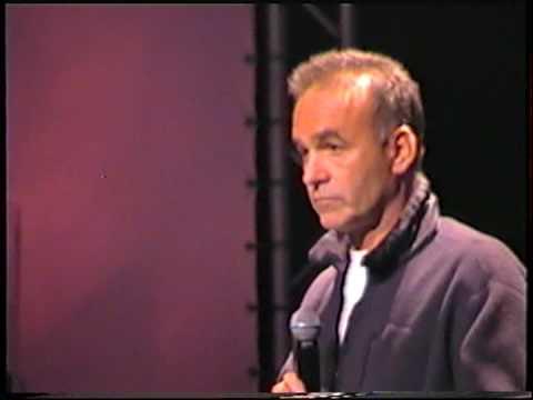 "Nick Broomfield. Director. Part 3. ""UNCHOSEN"" Film Festival Against Human Trafficking. 2008 ."