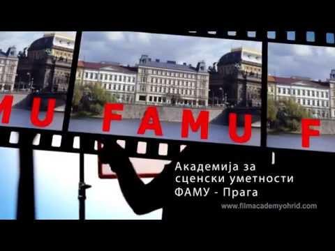 FIOFA Film Academy Ohrid Macedonia