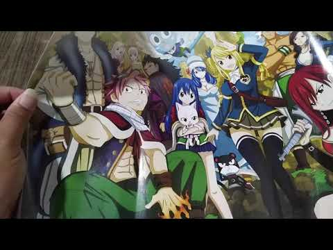 POSTERS FAIRY TAIL (CHINA)
