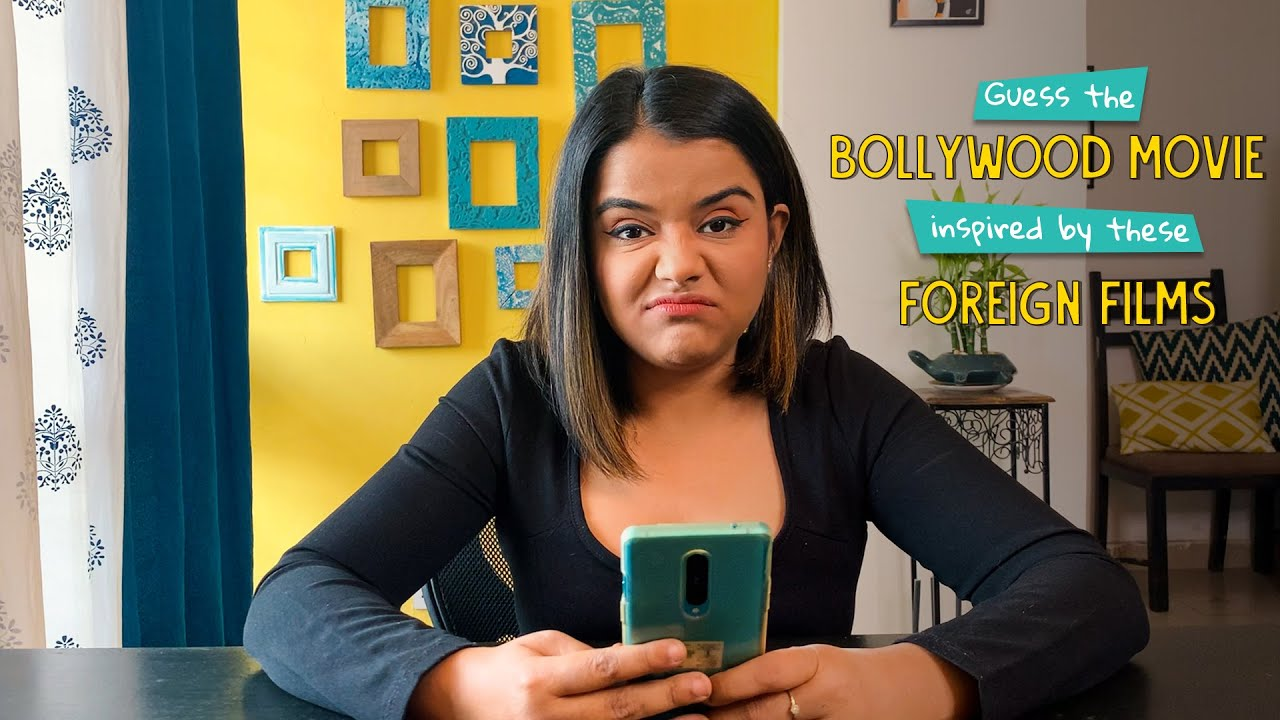Guess The Bollywood Movie Inspired By These Foreign Films   Ok Tested