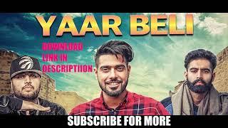 Yaar Beli : Guri free download Ft. Deep Jandu | Parmish Verma | Latest Punjabi Songs