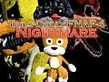 Tails Doll FNAF 4 Nightmare 720HD 60fps