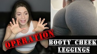 How These Girls Wear Leggings | RedheadRedemption