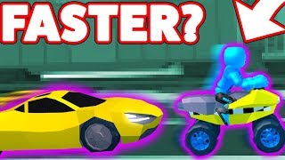 LEVEL 5 ATV IS THE NEW FASTEST CAR IN JAILBREAK! (Roblox Jailbreak Winter Update)