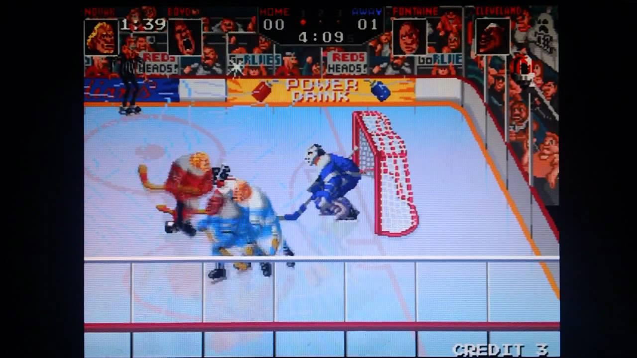 Ice Spiele