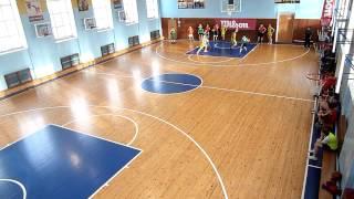 видео-семинар по баскетболу (СДЮСШОР №6 г. Томск) Гутенко С.Д., Бычков О.Г.(