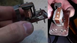 Жөндеу реле РС702 шамдары заряд АКБ ВАЗ 2101-2103, 2106