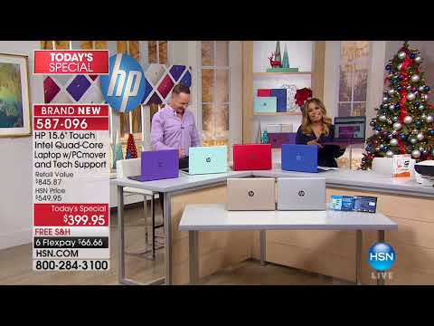 HSN | HP Electronic Gifts 11.05.2017 - 01 PM