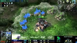 [ATC] Jim(P) Vs. Taeja(T) G2 - Invictus Gaming Vs Team Liquid
