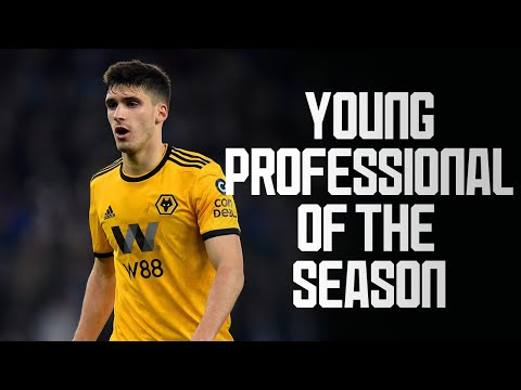 Ruben Vinagre wins Wolves Young Professional of the Season
