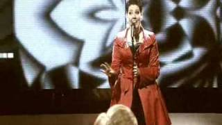 Linda Andrews from X factor 2009 -You Can