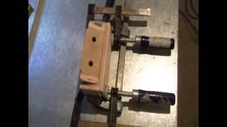 Homemade Jig - Pocket Hole System