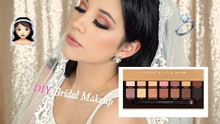 DIY Bridal Makeup 2018 | Anastasia Beverly Hills Soft Glam Palette