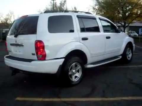 2004 Dodge Durango SLT, 4x4, 7 passenger, 57 liter HEMI