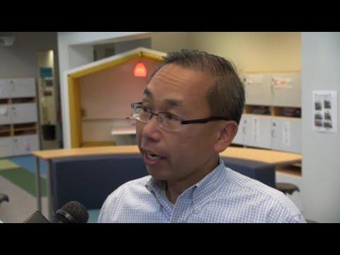 VIDEO NOW: Mayor Fung tours Eden Park School