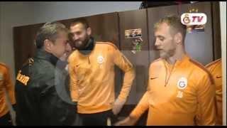 FUTBOL | Hamza Hamzaoğlu Futbolcularla Tanıştı - Galatasaray