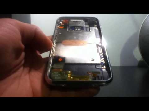 Iphone  Changer Carte Mere