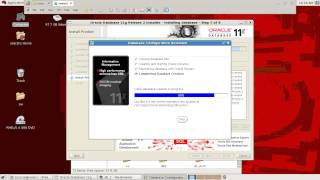 Oracle 11g R2 database installation