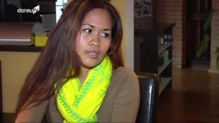 Mit Sorge in Frontenhausen -- eine Philippina über die Katastrophe in ihrer Heimat